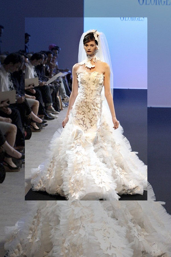 Images of Couture Wedding Gowns - Weddings by Denise